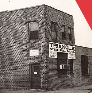 Triangle Kedzie building